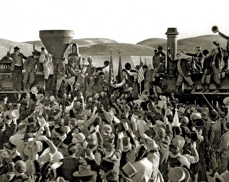 Photo of the film Pacific Express