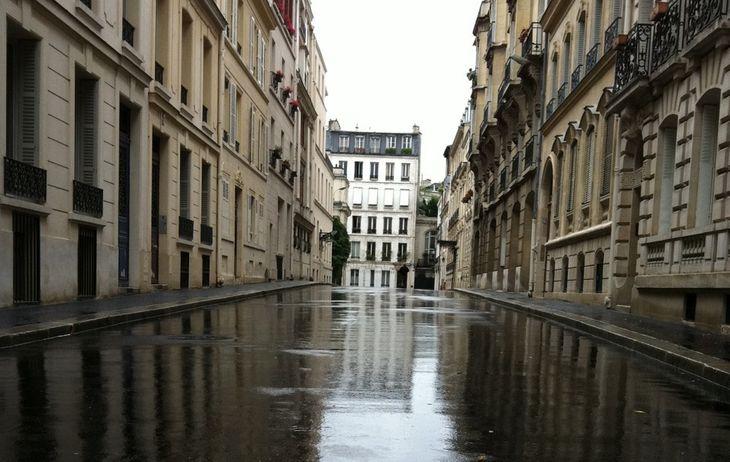 The Résidence in Paris