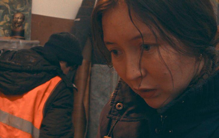 film still of Ayka