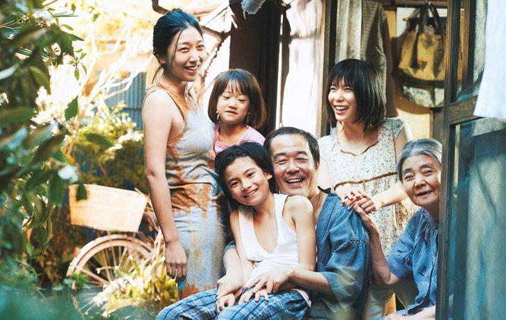 Film still of Manbiki kazoku (Shoplifters)