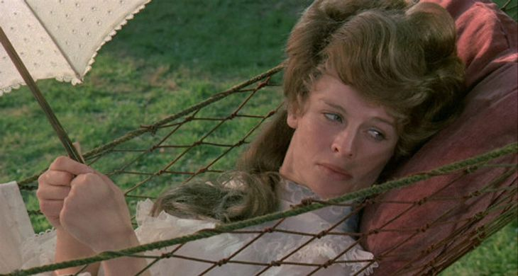 Julie Christie in The Go-Between by Joseph Losey