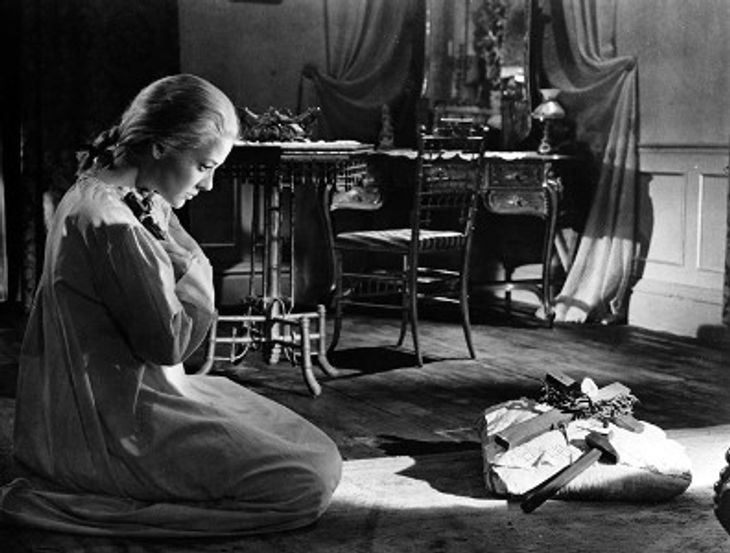 Silvia Pinal en Viridiana de Luis Buñuel