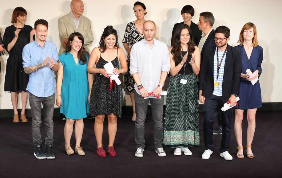 The Winners of the Cinéfondation 2016