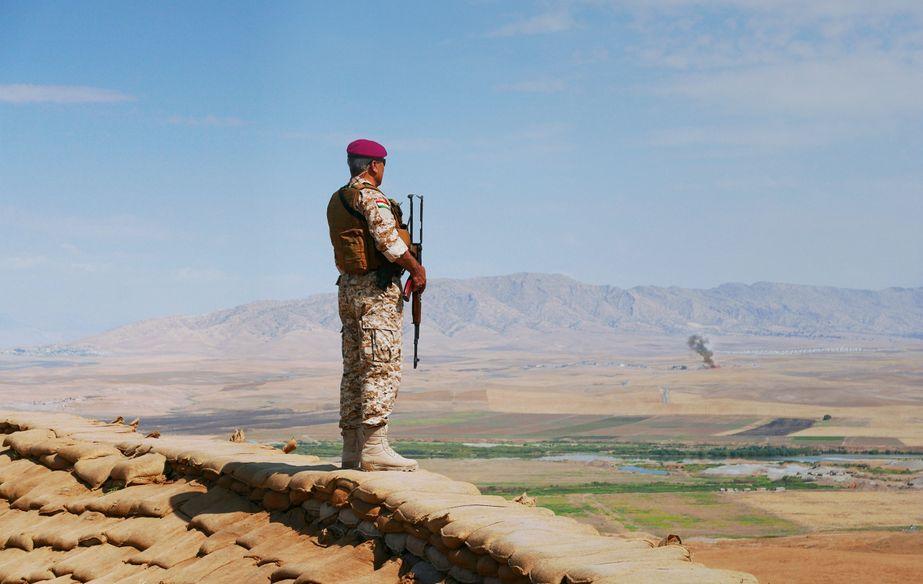 Foto de la película - Peshmerga