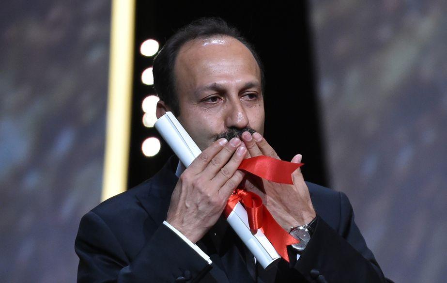 Asghar Farhadi, Award for Best Screenplay - Forushande (The Salesman)