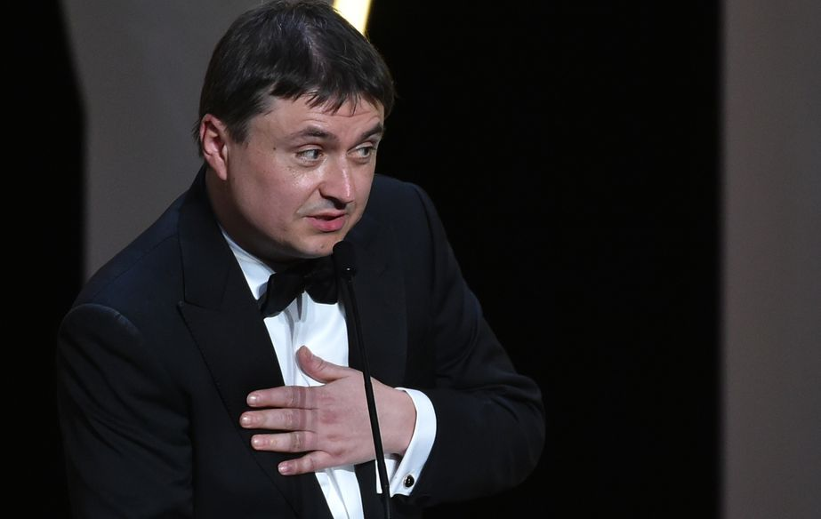 Cristian Mungiu, Award for Best Director ex-æquo - Bacalaureat (Graduation)