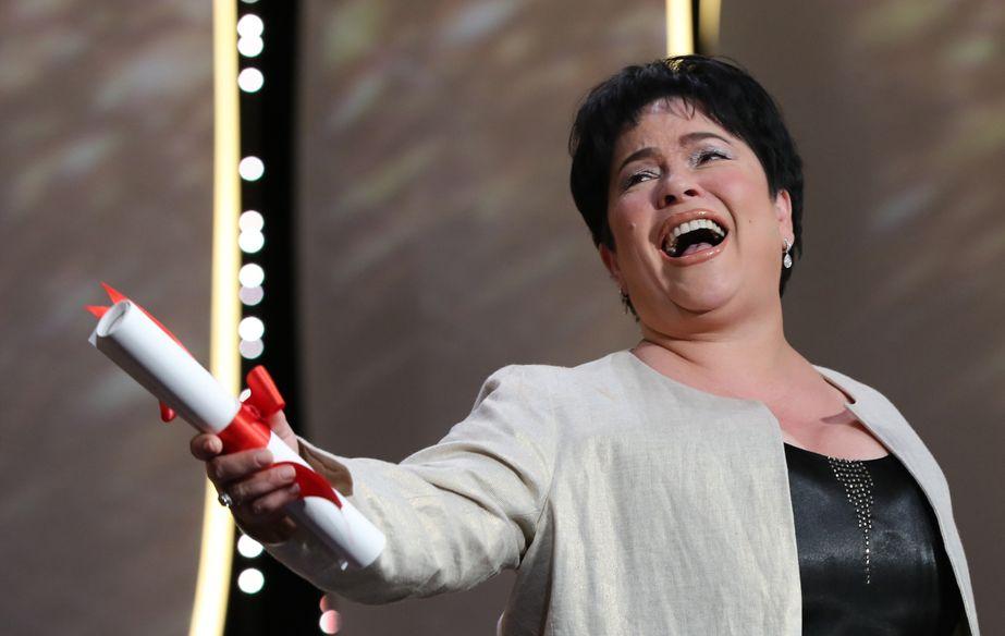 Jaclyn Jose, Prix d'interprétation féminine - Ma'Rosa