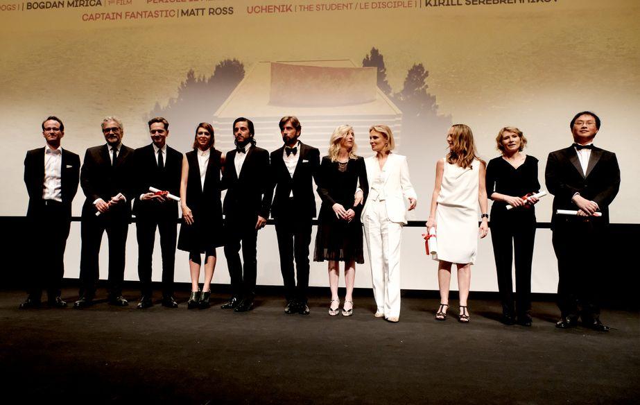 Le Jury et les Lauréats - Palmarès Un Certain Regard