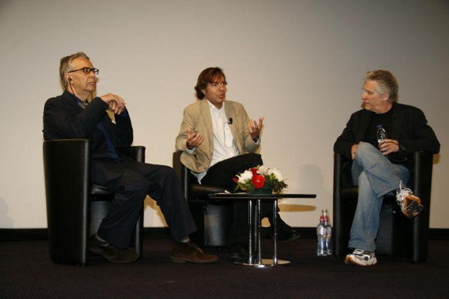 Music Masterclass - Howard Shore and David Cronenberg