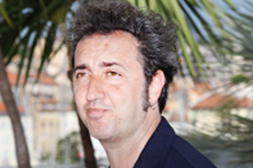 Paolo Sorrentino © AFP