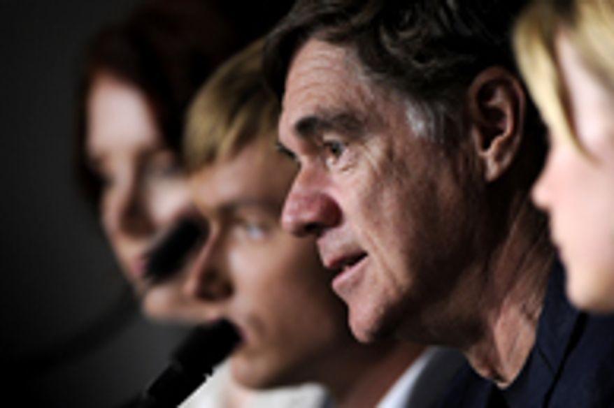 Gus Van Sant © AFP