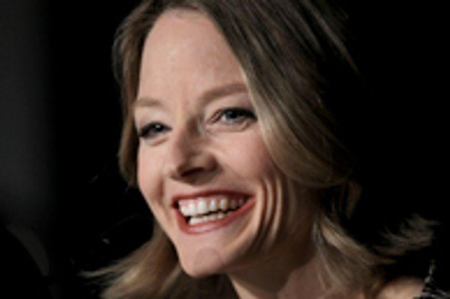 Jodie Foster © AFP