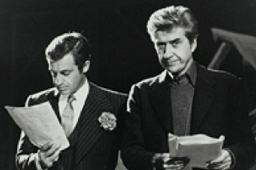 Jean-Paul Belmondo et Alain Resnais © DR