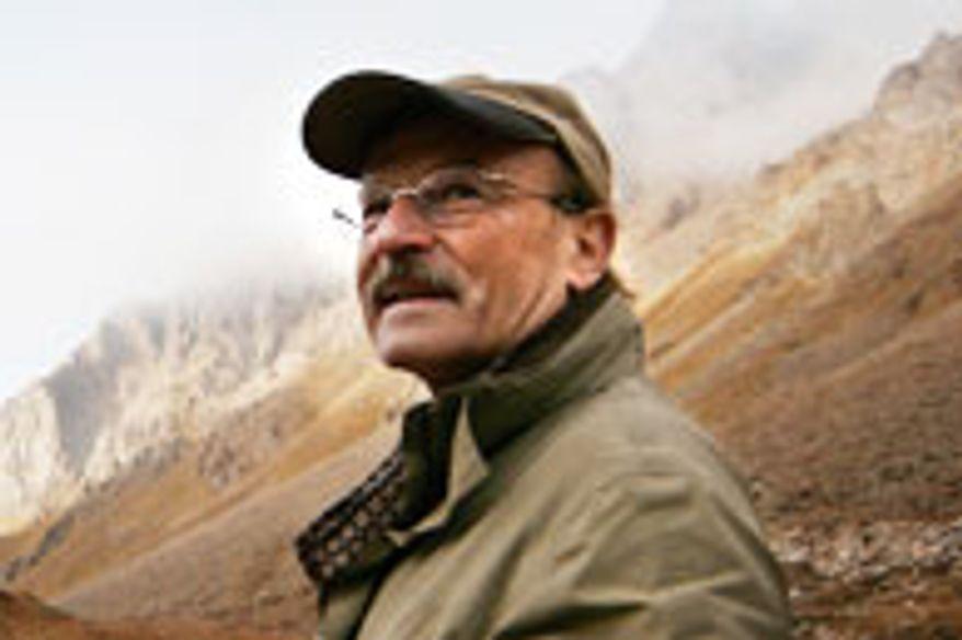 Le réalisateur Volker Schlöndorff.