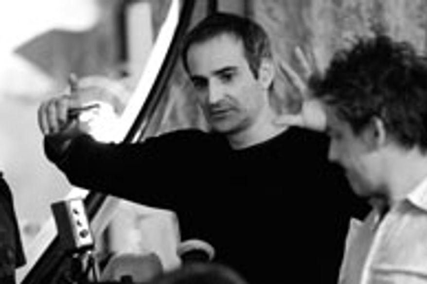 Le réalisateur Olivier Assayas.