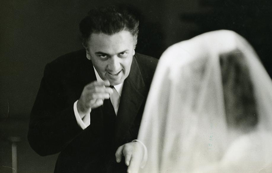 Federico Fellini © RR