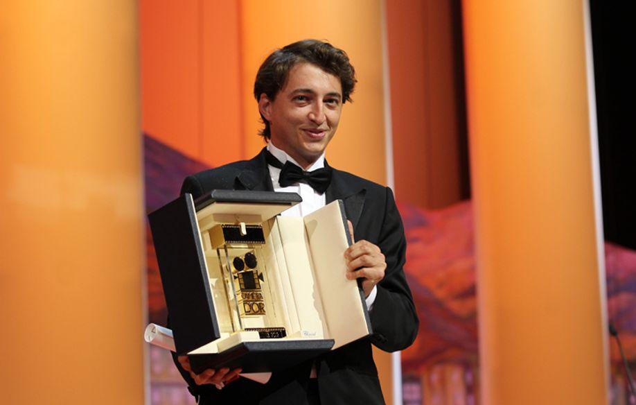 Price of the Caméra d'Or © AFP