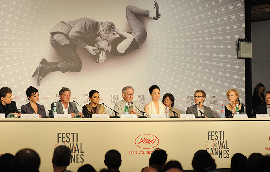 Feature Films Jury © AFP