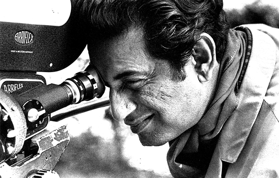 Satyajit Ray © RR
