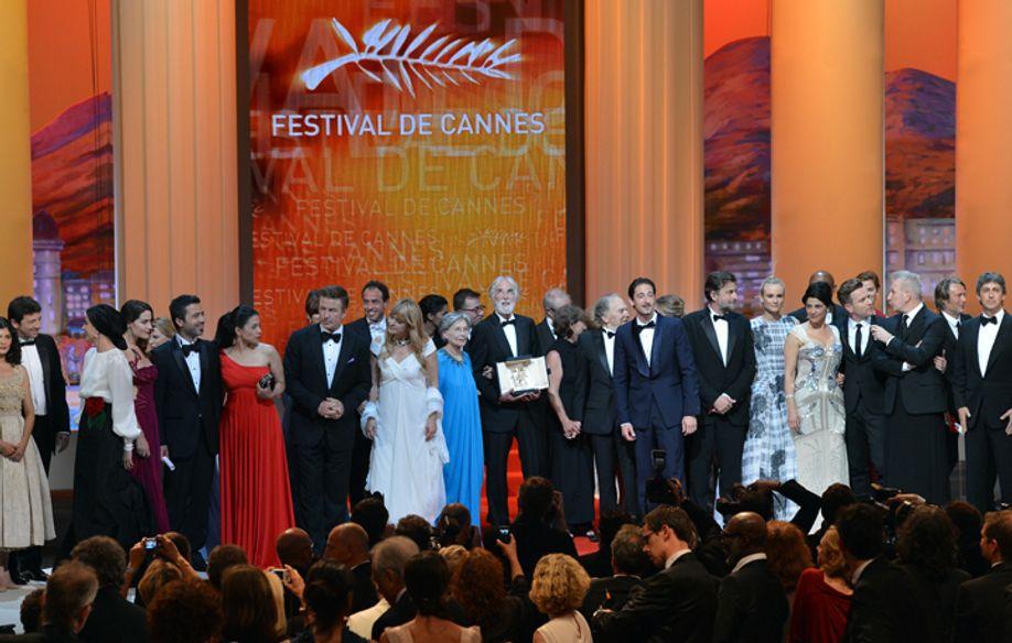 Lauréats 2012 © AFP
