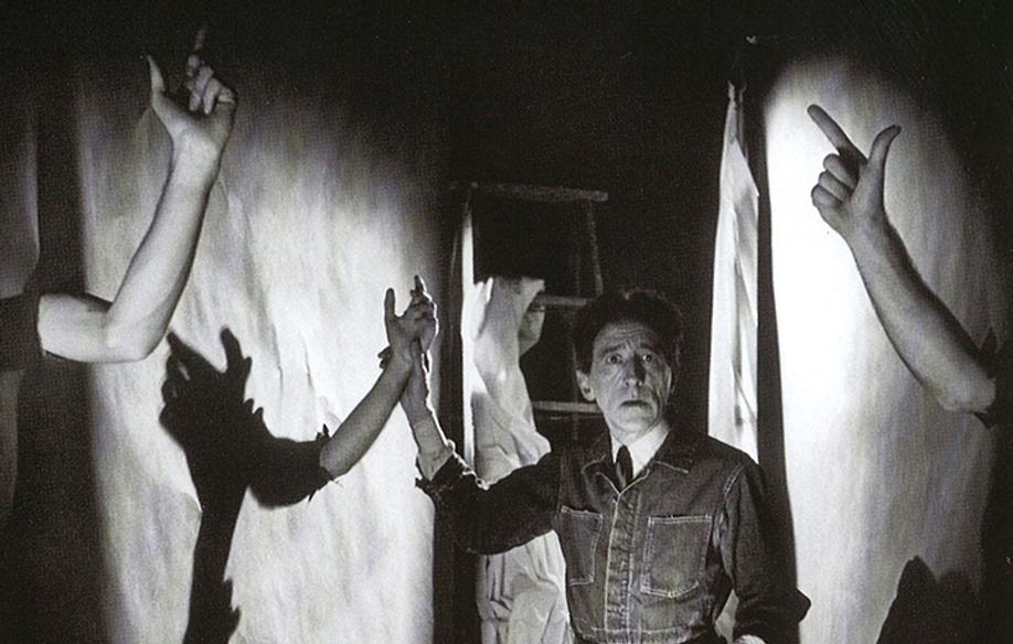 Jean Cocteau © RR