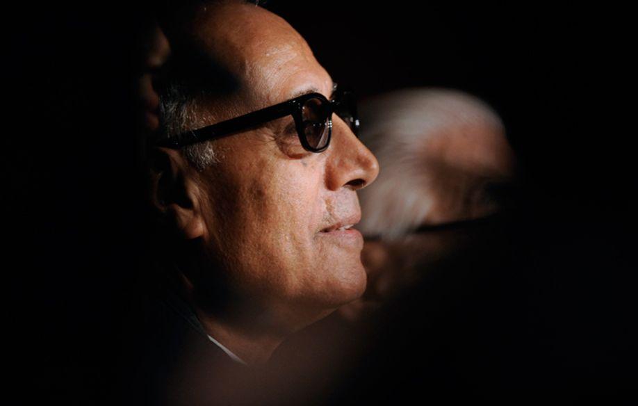 Abbas Kiarostami © FIF/LF