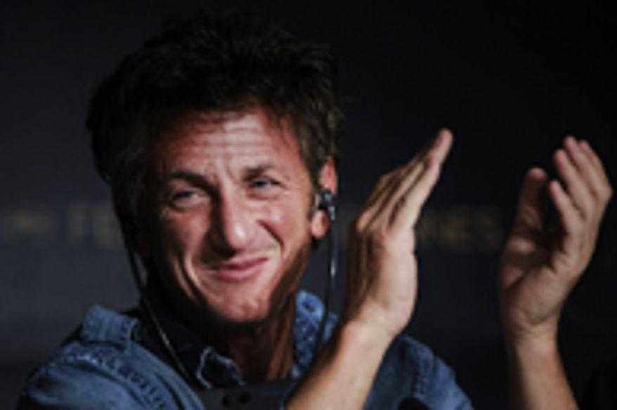 Sean Penn © AFP
