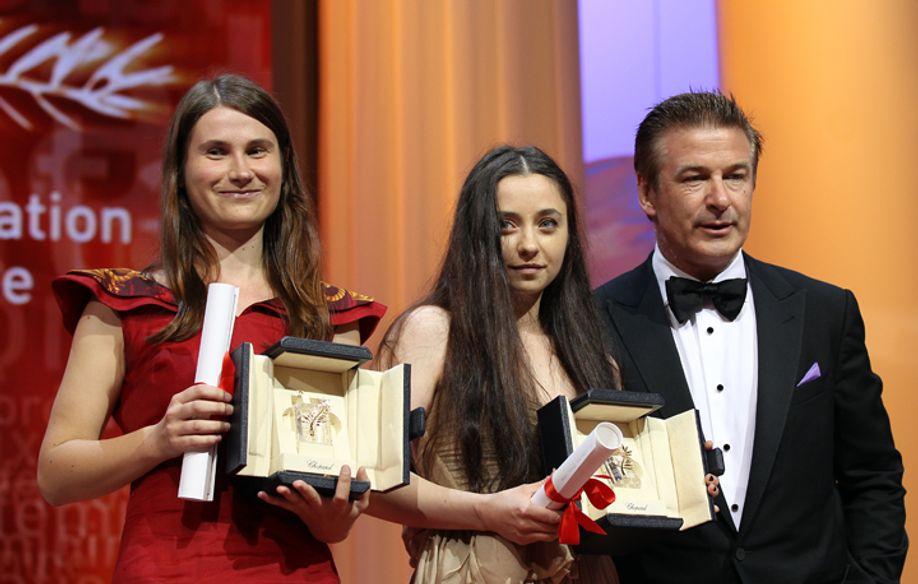 Cristina Flutur, Cosmina Stratan © AFP