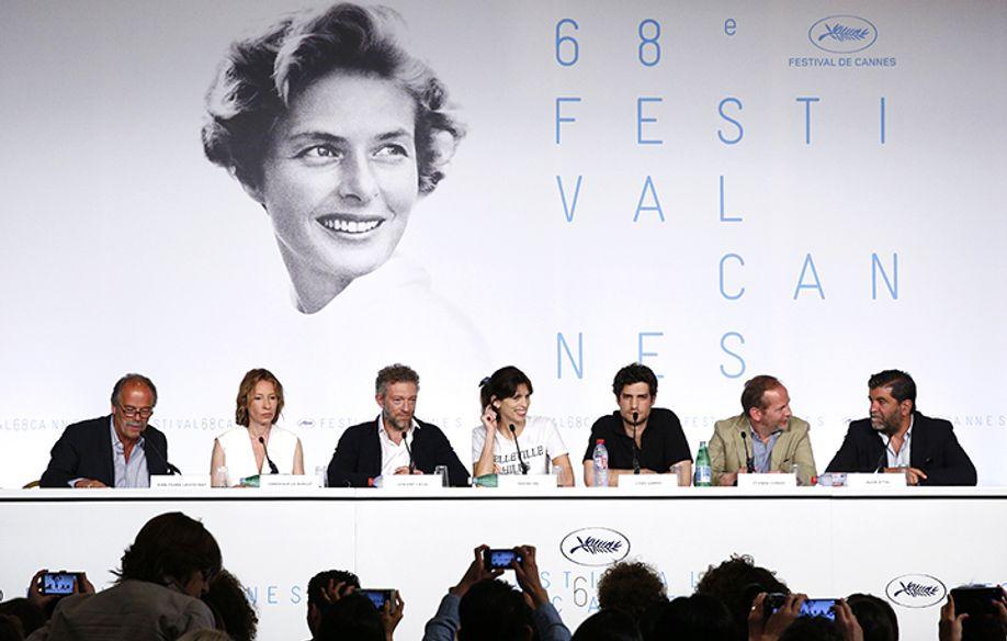 Equipo de la película © FDC / C. Duchene