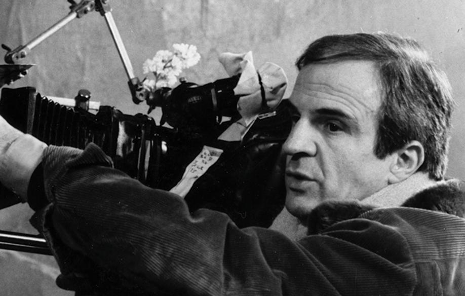 François Truffaut © RR