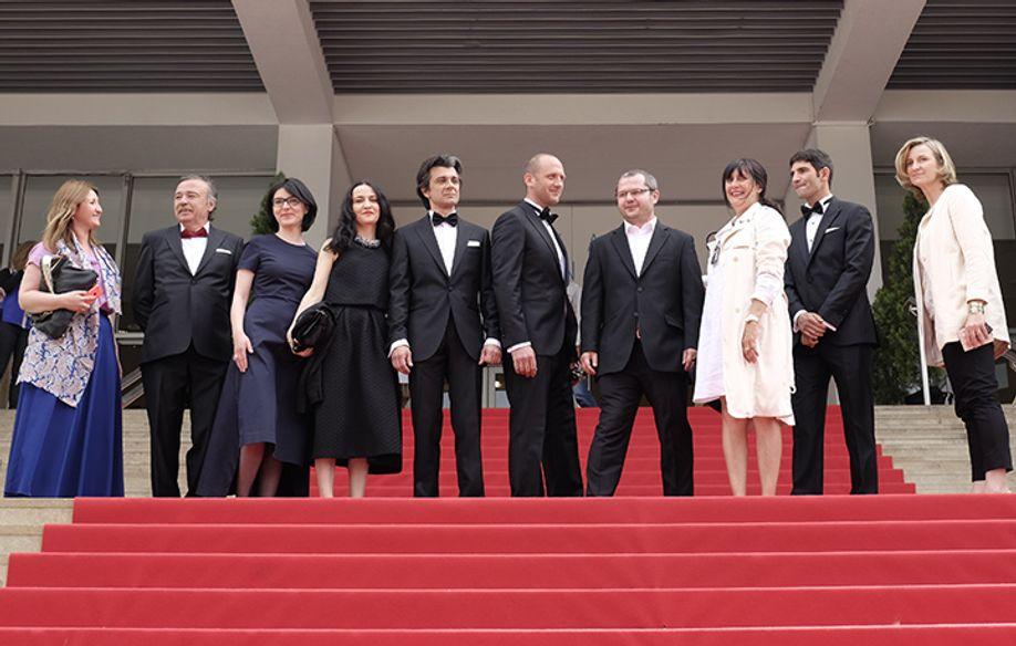 Équipe du film © FDC / C. Duchene