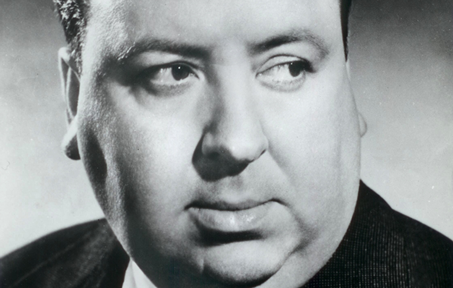 Alfred Hitchcock © RR