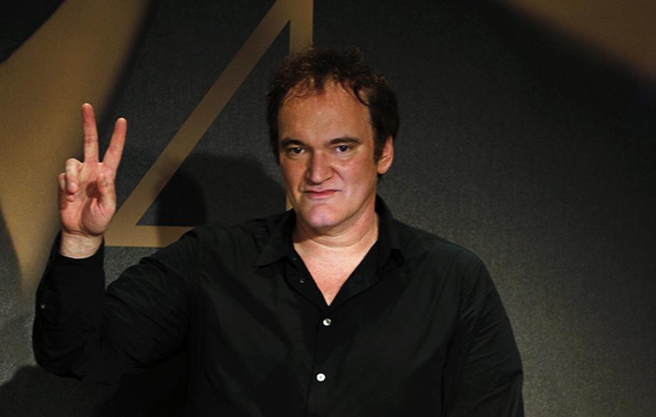 Quentin Tarantino © FDC / MP