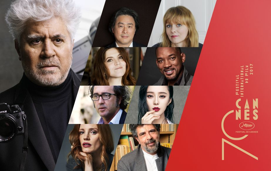 The Jury of the 70th Festival de Cannes