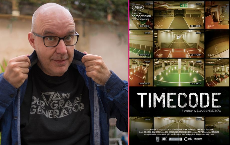 Juanjo GIMENEZ, TIMECODE