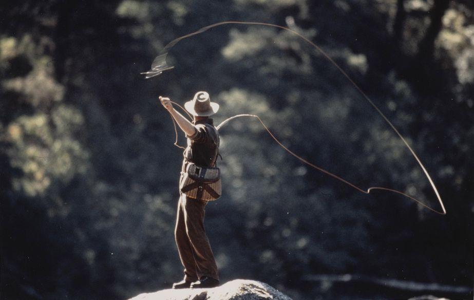 Foto de la película A River Runs Through It (El río de la vida)