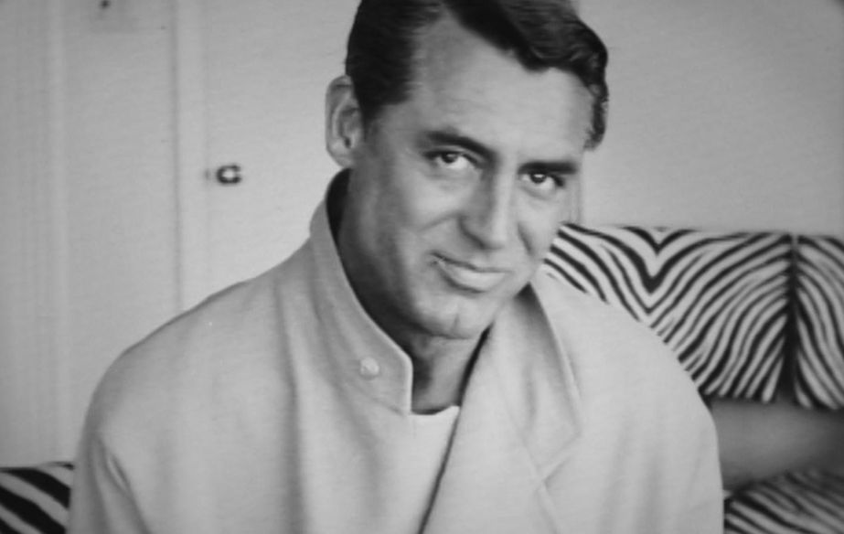 Film still of Becoming Cary Grant