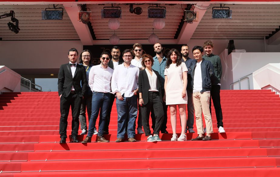 Directors of the Cinéfondation