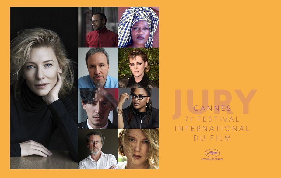 Jury of the 71st Festival de Cannes