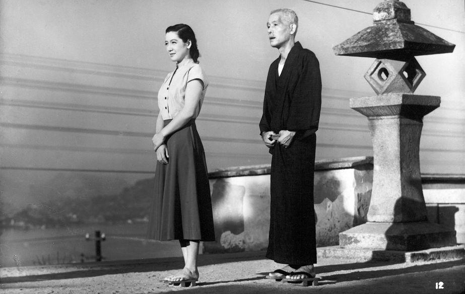 Film still of Tôkyô Monogatari (Tokyo Story)
