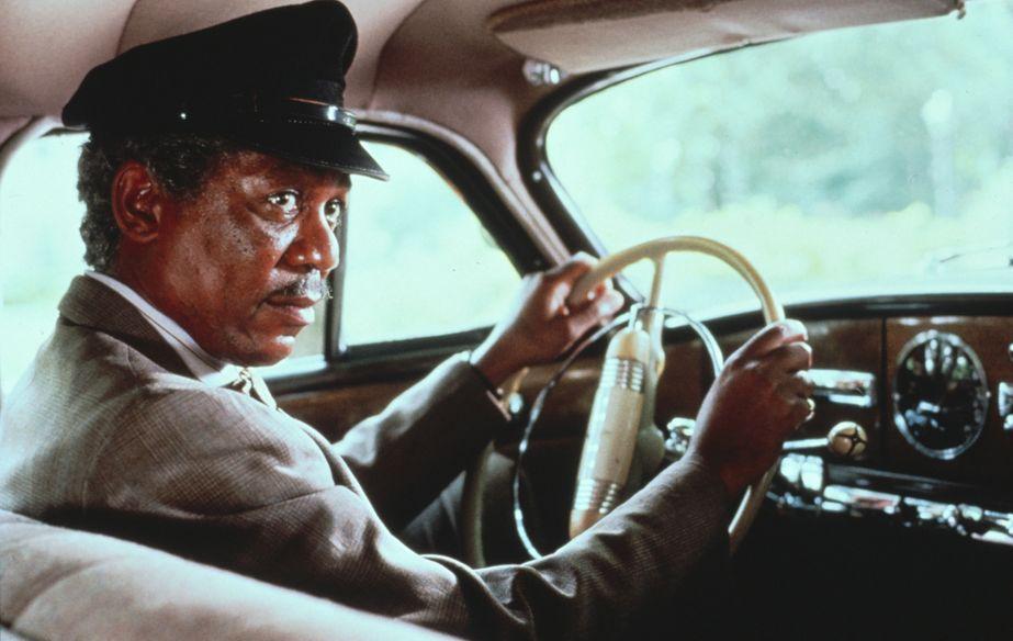 Film still of Driving Miss Daisy