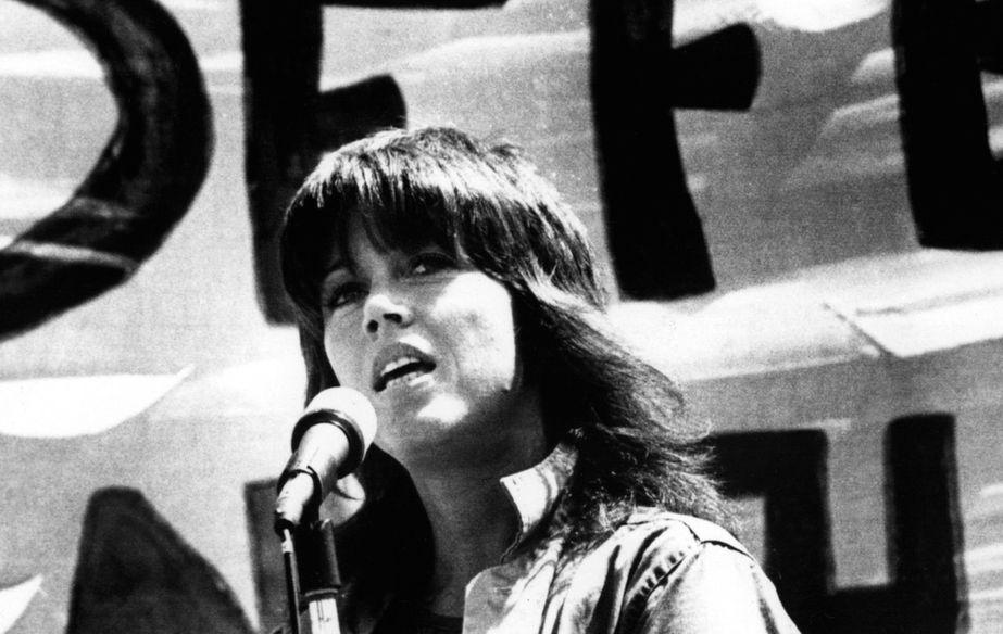 Film still of Jane Fonda In Five Acts