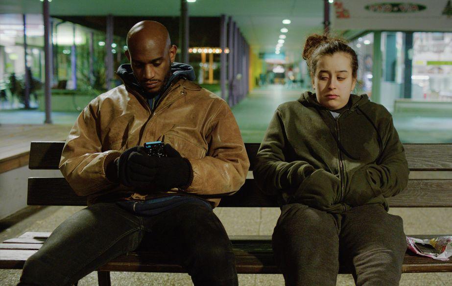 A genoux les gars - photo du film