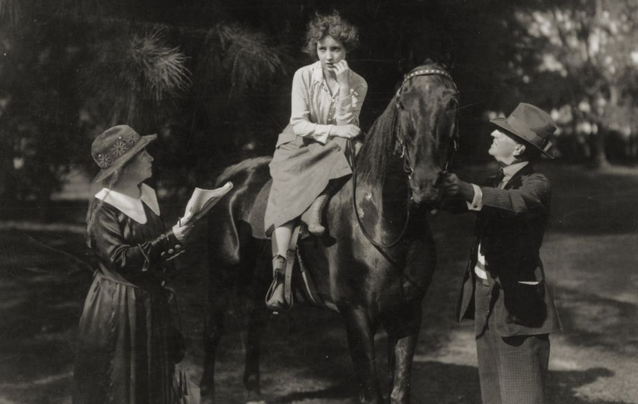 Film still of Be Natural: The Untold Story Of Alice Guy-Blaché