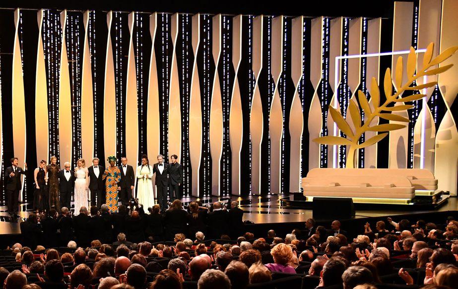 Jury des Longs Métrages sur scène