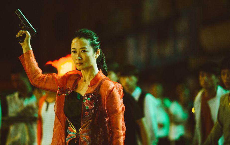 film still of Jiang hu er nv  (Ash Is Purest White)