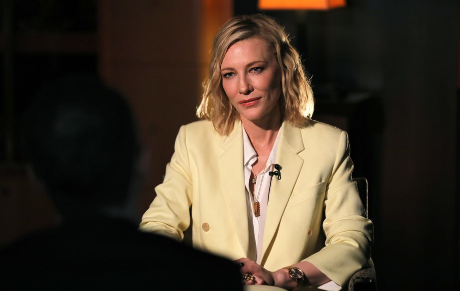Cate Blanchett – President of the Feature Films Jury