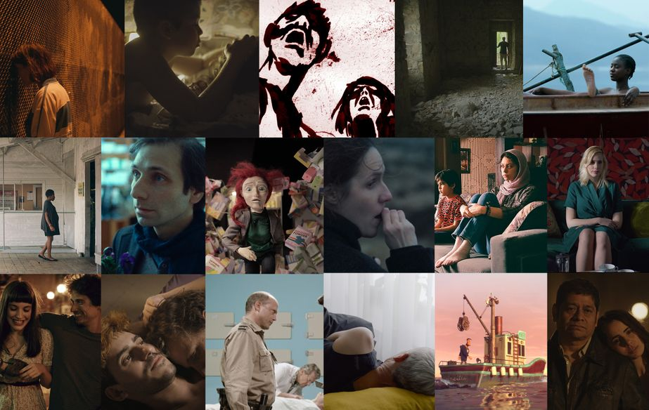 Rerun of the Cinéfondation and short films in Competition