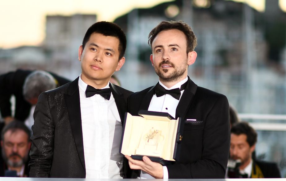 Charles WILLIAMS - Short Film Palme d'Or (All These Creatures) et WEI Shujun - Jury Special Distinction (On The Border)