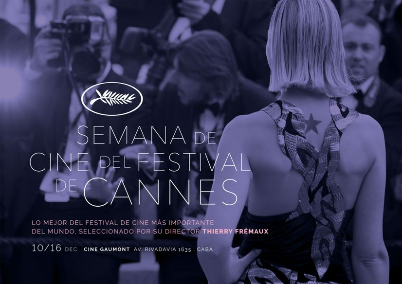 Festival de Cannes Film Week 2018